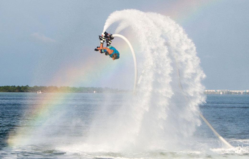 Flyboard Rental Fort Walton Beach