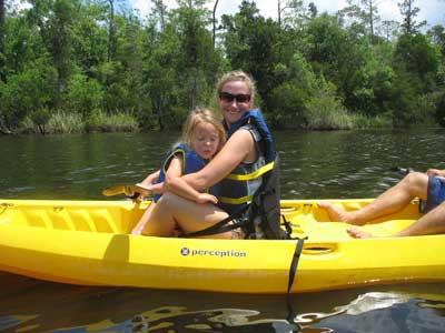 Kayak Rental Fort Walton Beach