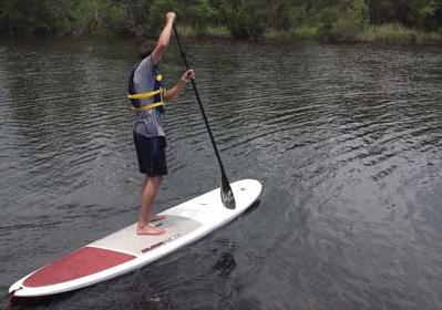 Paddleboard Rental Fort Walton Beach