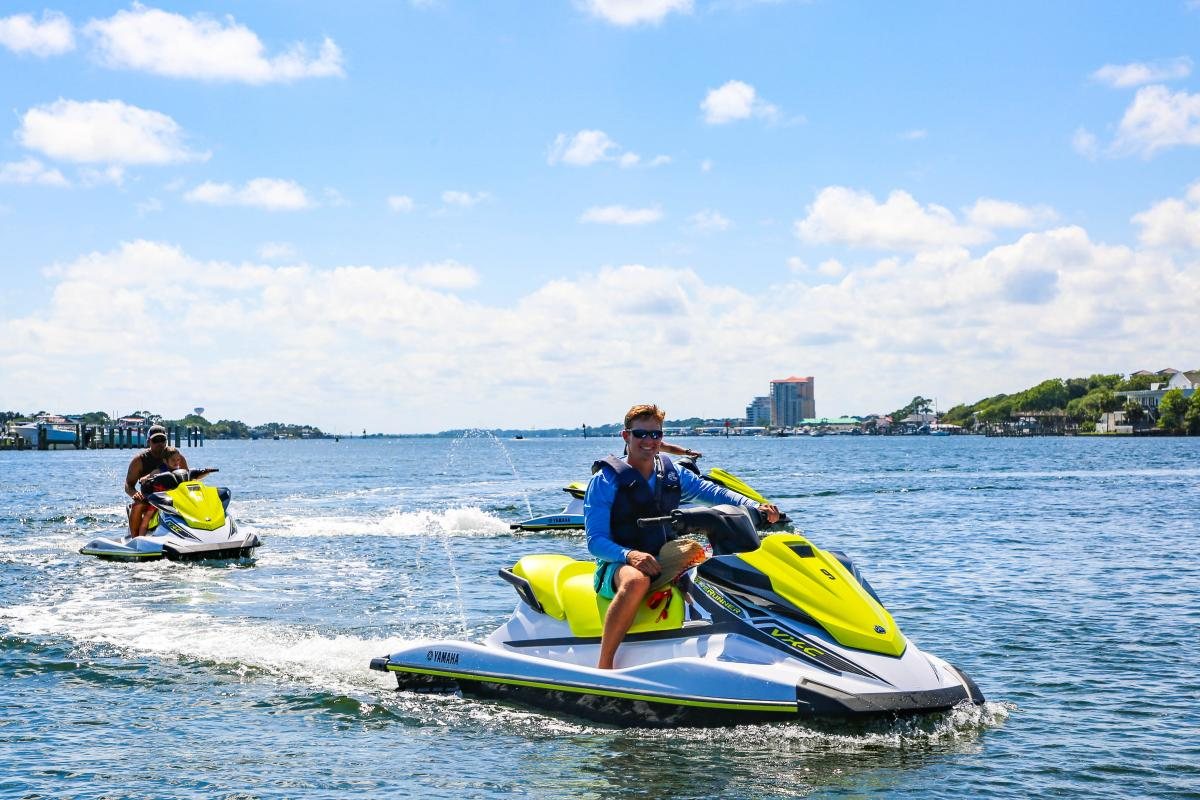 Jet Ski Rentals in Fort Walton Beach, FL
