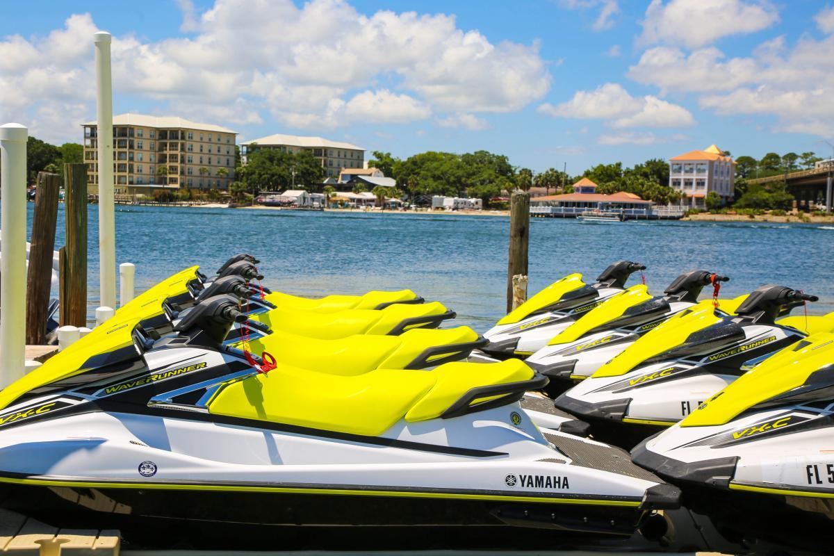 Best Jet Ski Rentals in Fort Walton Beach, FL | Power Up