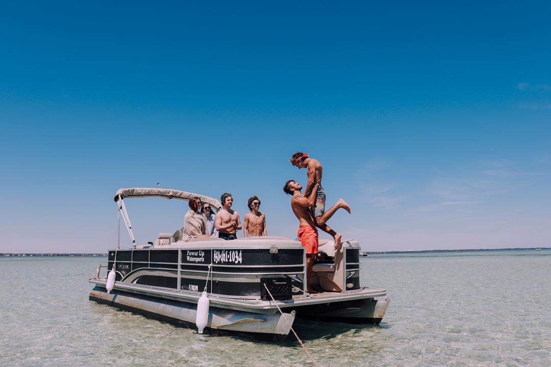 Boat Rentals in Fort Walton Beach, FL | Power Up Watersports