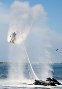 Ben-Flyboard-Rental-coming-thru-the-mist