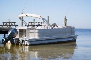 Boat-Rental-Destin-sylvan-boat