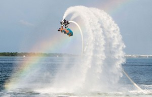 Flyboard-Rental-flip-rainbow